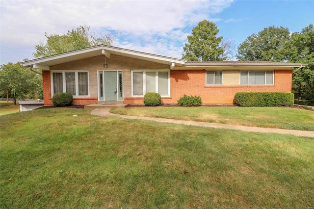 4535 Bridlewood Terr, St Louis, MO 63128 (#20069196) :: Clarity Street Realty