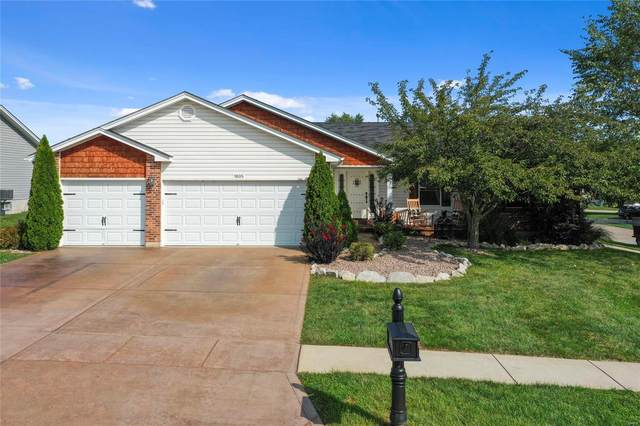 1805 Hackmann Hollow Drive, Wentzville, MO 63385 (#20069205) :: Matt Smith Real Estate Group