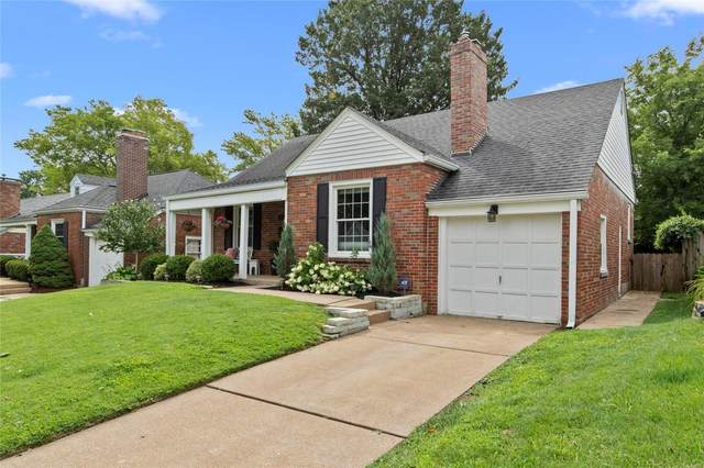8634 Rosalie Avenue, Brentwood, MO 63144 (#20069228) :: RE/MAX Vision