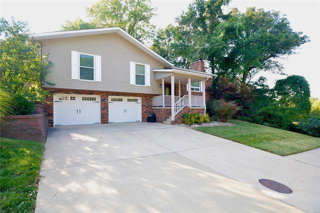 1207 N Smiley Street, O'Fallon, IL 62269 (#20069233) :: Matt Smith Real Estate Group