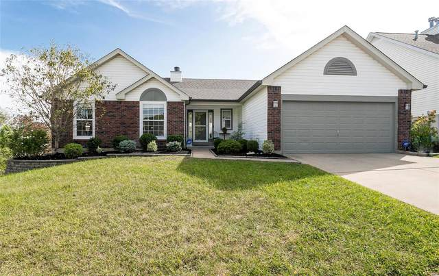 850 Emerald Oaks Court, Eureka, MO 63025 (#20069237) :: The Becky O'Neill Power Home Selling Team