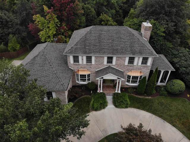 124 Forest Grove Drive, Glen Carbon, IL 62034 (#20069278) :: Fusion Realty, LLC