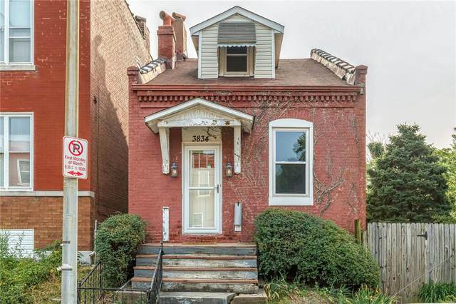 3834 Virginia Avenue, St Louis, MO 63118 (#20069287) :: RE/MAX Professional Realty
