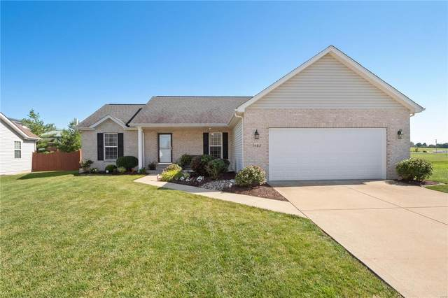 3482 Chippewa Drive, Shiloh, IL 62221 (#20069293) :: The Becky O'Neill Power Home Selling Team