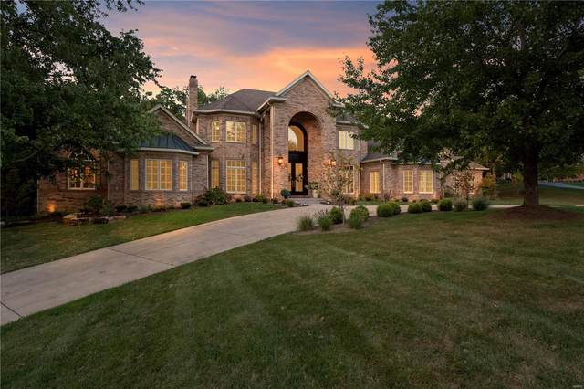 13541 Weston Park Drive, Town and Country, MO 63131 (#20069306) :: Clarity Street Realty