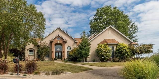 1511 Chart Hills Drive, MARION, IL 62959 (#20069323) :: Century 21 Advantage
