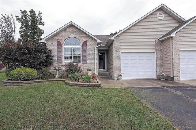 1863 Black Oak Drive, Farmington, MO 63640 (#20069360) :: Clarity Street Realty