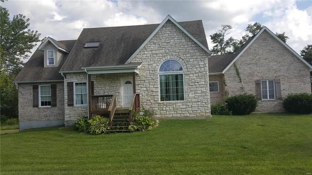 8292 N State Route 159, Dorsey, IL 62021 (#20069383) :: Century 21 Advantage