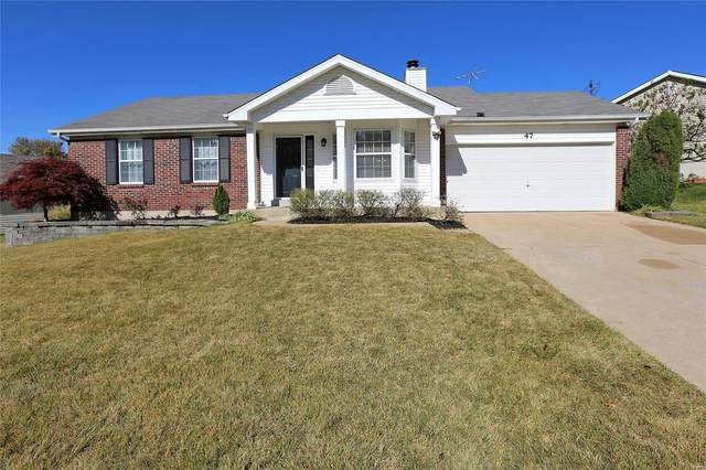 47 Mcclay Trail Drive, Saint Peters, MO 63376 (#20069400) :: Parson Realty Group