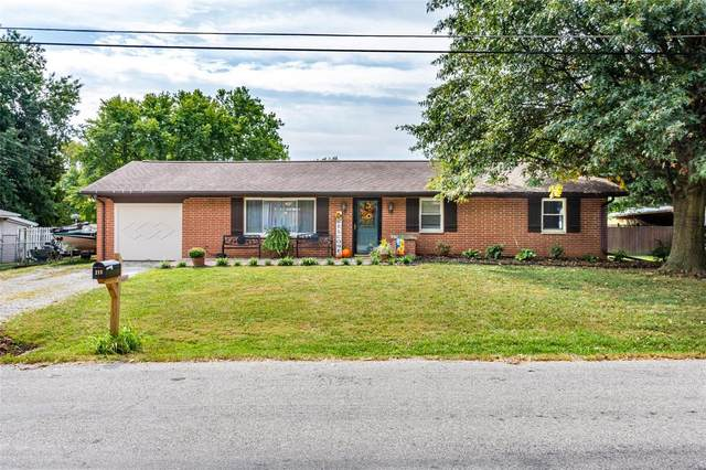 213 Optimist, Belleville, IL 62220 (#20069416) :: Clarity Street Realty