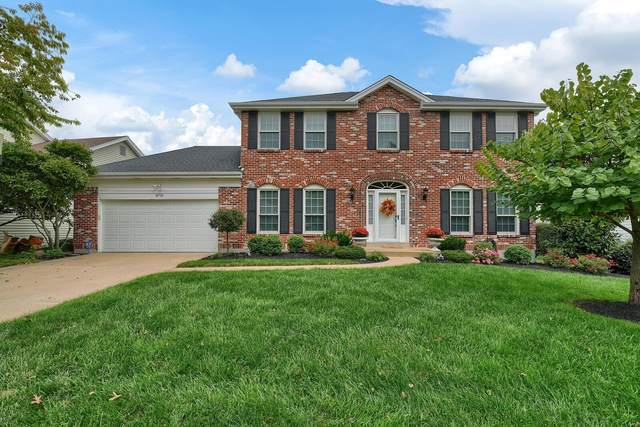 16715 Chesterfield Manor, Chesterfield, MO 63005 (#20069429) :: St. Louis Finest Homes Realty Group
