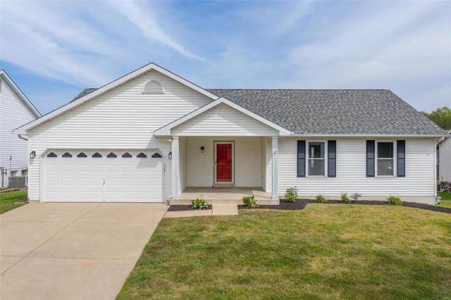 1192 Bellow Falls Drive, O'Fallon, MO 63368 (#20069433) :: PalmerHouse Properties LLC