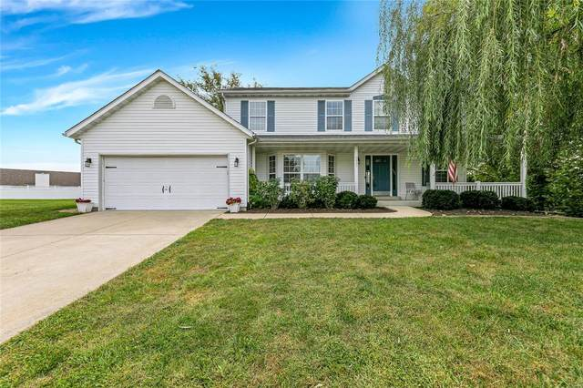 2629 Kory Drive, Columbia, IL 62236 (#20069434) :: Kelly Hager Group | TdD Premier Real Estate