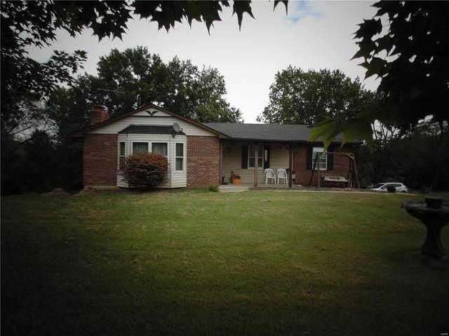 663 Homestead, Villa Ridge, MO 63080 (#20069458) :: The Becky O'Neill Power Home Selling Team