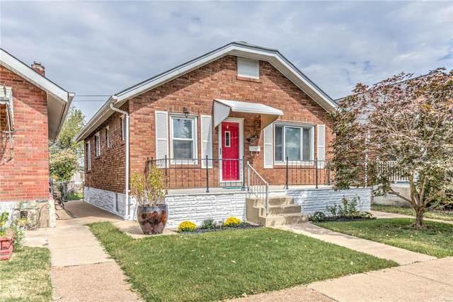 3817 Burgen Avenue, St Louis, MO 63116 (#20069468) :: Clarity Street Realty