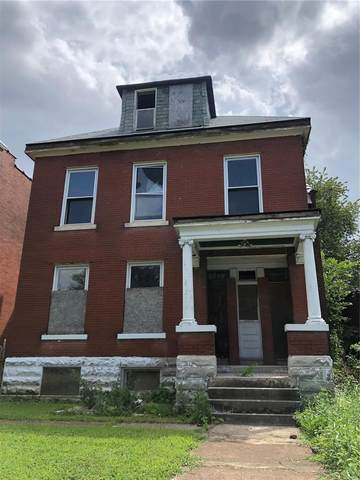 3846 Sullivan Avenue, St Louis, MO 63107 (MLS #20069469) :: Century 21 Prestige
