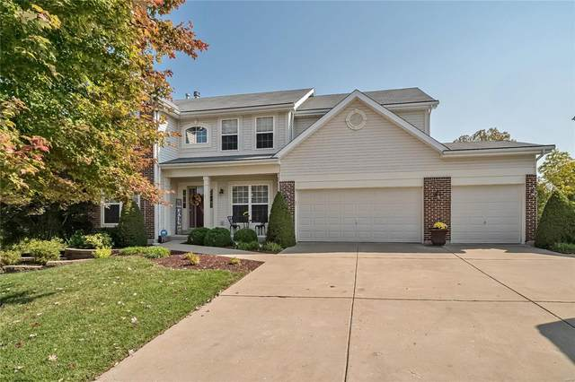 4241 Millers Rdg, Saint Charles, MO 63304 (#20069478) :: The Becky O'Neill Power Home Selling Team