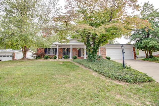 4911 Chateau Drive, Godfrey, IL 62035 (#20069485) :: St. Louis Finest Homes Realty Group