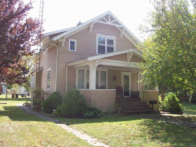 509 W Central Street, NOKOMIS, IL 62075 (#20069525) :: Barrett Realty Group