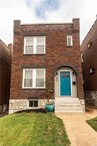 3915 Tholozan Avenue, St Louis, MO 63116 (#20069531) :: Clarity Street Realty