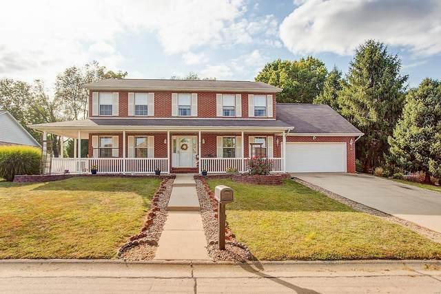 412 Meadowlark Lane, Belleville, IL 62220 (#20069541) :: Matt Smith Real Estate Group