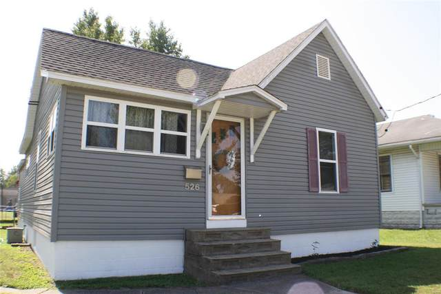 526 W Monroe Street, HERRIN, IL 62948 (#20069553) :: Century 21 Advantage