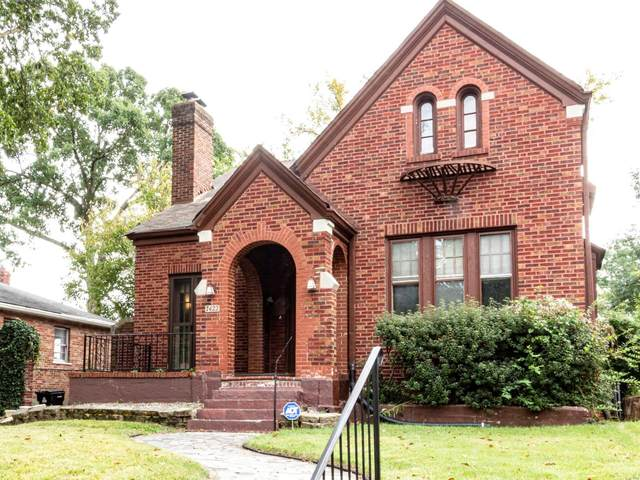 7422 Melrose Avenue, St Louis, MO 63130 (#20069575) :: The Becky O'Neill Power Home Selling Team