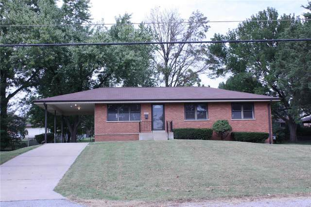 7025 Aliceton, St Louis, MO 63123 (#20069580) :: Clarity Street Realty