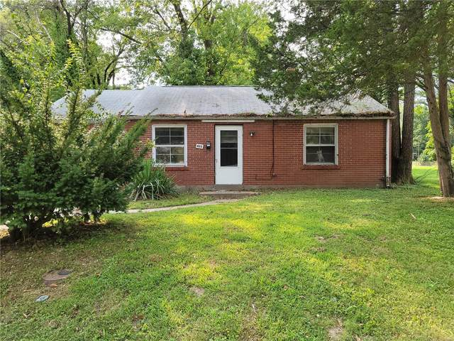 405 Jean Avenue, St Louis, MO 63135 (#20069618) :: St. Louis Finest Homes Realty Group