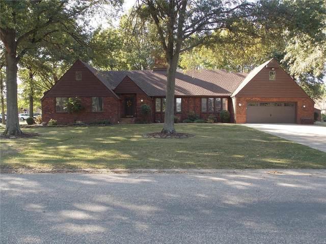 105 Hawthorne Estates, Salem, IL 62881 (#20069624) :: Parson Realty Group