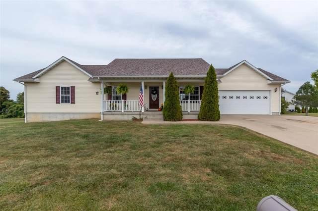 110 Sunset, Farmington, MO 63640 (#20069625) :: The Becky O'Neill Power Home Selling Team