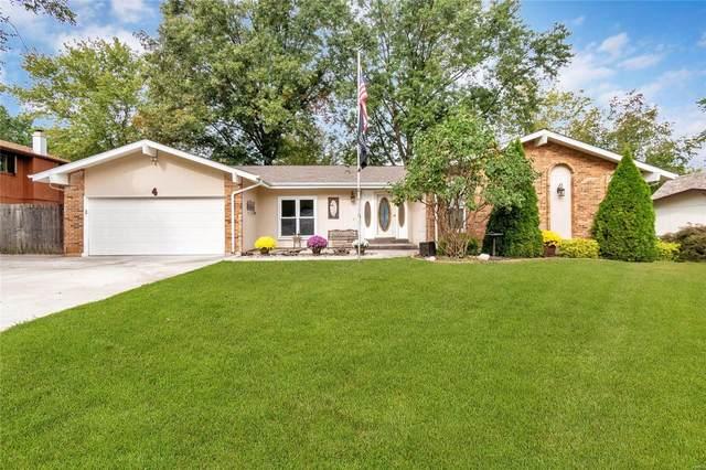 4 Oak Terrace, Saint Peters, MO 63376 (#20069637) :: Barrett Realty Group