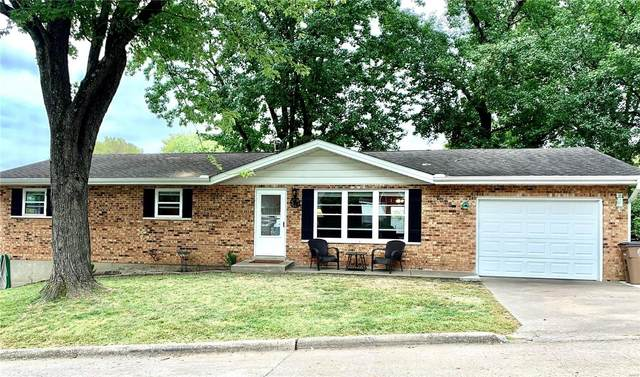1028 Caufield, Cape Girardeau, MO 63701 (#20069661) :: Clarity Street Realty
