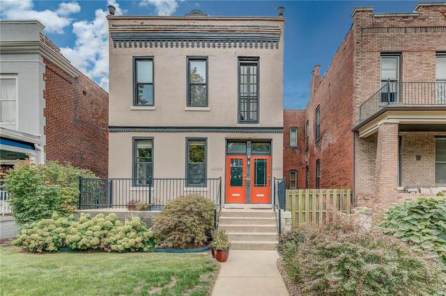 4332 Laclede Avenue #2, St Louis, MO 63108 (#20069676) :: Walker Real Estate Team