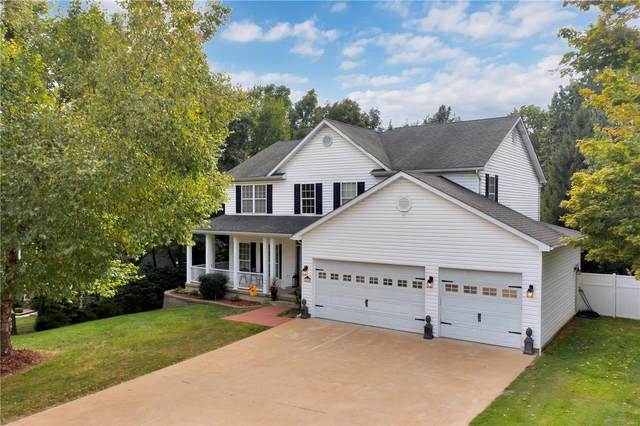 114 Saint Benedict Drive, Pevely, MO 63070 (#20069683) :: St. Louis Finest Homes Realty Group