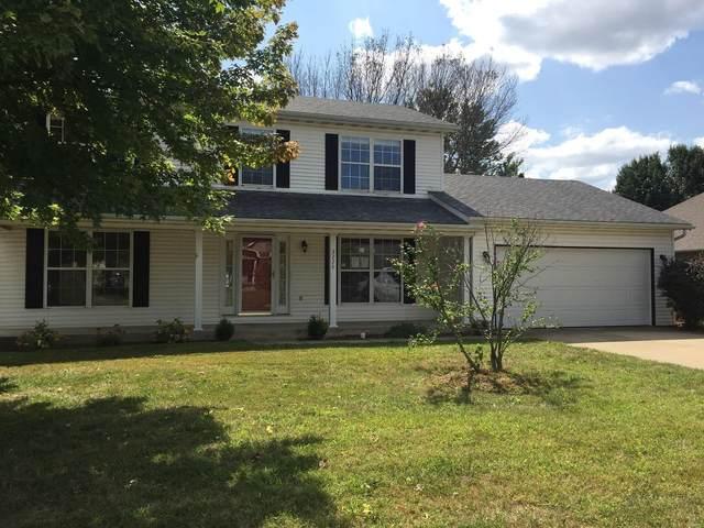 3228 Cloverridge Lane, Shiloh, IL 62221 (#20069693) :: RE/MAX Vision