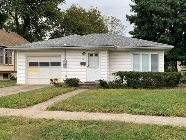 1003 Powell Avenue, Collinsville, IL 62234 (#20069695) :: St. Louis Finest Homes Realty Group