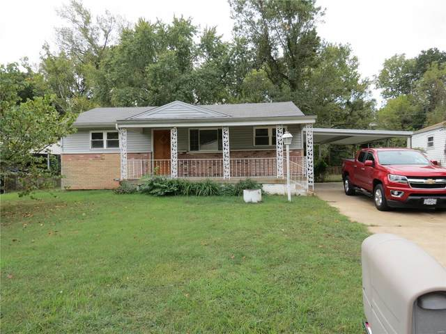 10500 Meath, Unincorporated, MO 63123 (#20069749) :: RE/MAX Vision