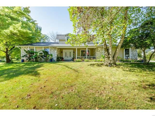25 Cognac Drive, Lake St Louis, MO 63367 (#20069782) :: Kelly Hager Group | TdD Premier Real Estate