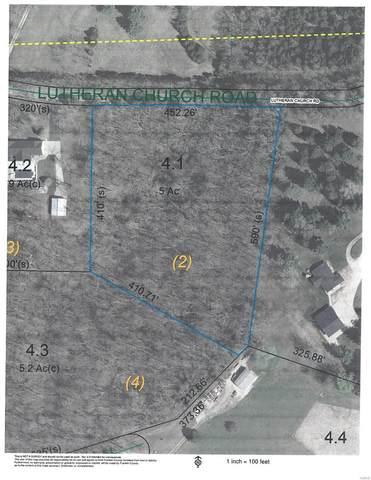 0 Lutheran Church Road, Beaufort, MO 63013 (#20069814) :: Matt Smith Real Estate Group
