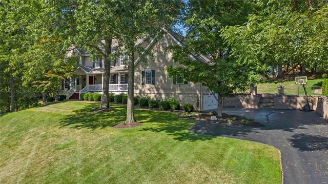16431 Wilson Creek Court, Chesterfield, MO 63005 (#20069873) :: RE/MAX Professional Realty