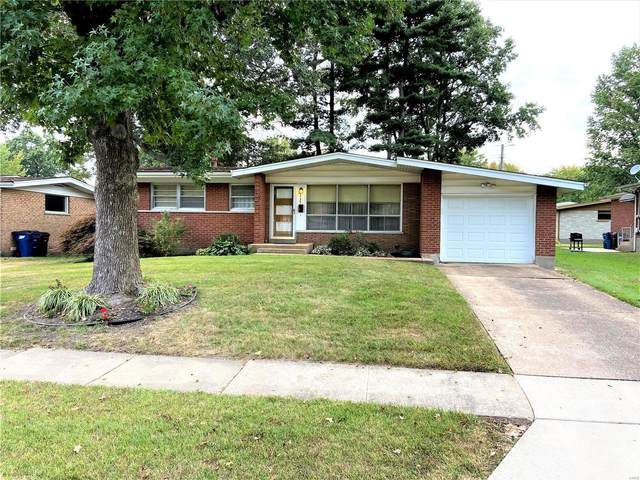 9737 Newton, St Louis, MO 63136 (#20069874) :: Clarity Street Realty