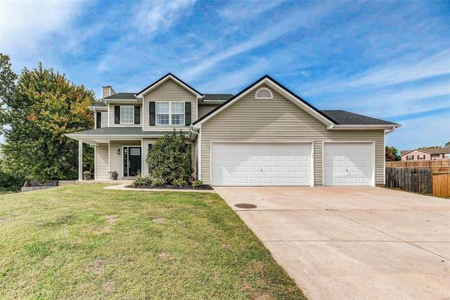 139 Wakefield Drive, Wright City, MO 63390 (#20069966) :: The Becky O'Neill Power Home Selling Team