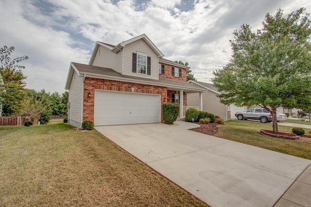 2845 Smokehouse Way, Belleville, IL 62221 (#20069967) :: Clarity Street Realty