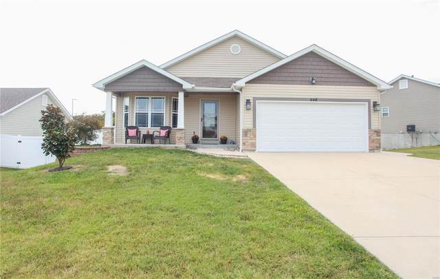 446 Pevely Heights Dr., Pevely, MO 63070 (#20069971) :: St. Louis Finest Homes Realty Group
