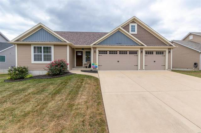 1525 St. Charles Drive, Hillsboro, MO 63050 (#20070007) :: RE/MAX Professional Realty