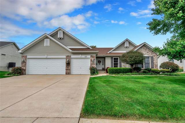 103 Timber Trace Xing, Wentzville, MO 63385 (#20070013) :: Peter Lu Team