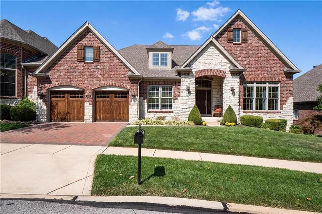 255 Meadowbrook Country Club Est, Ballwin, MO 63011 (#20070021) :: RE/MAX Vision