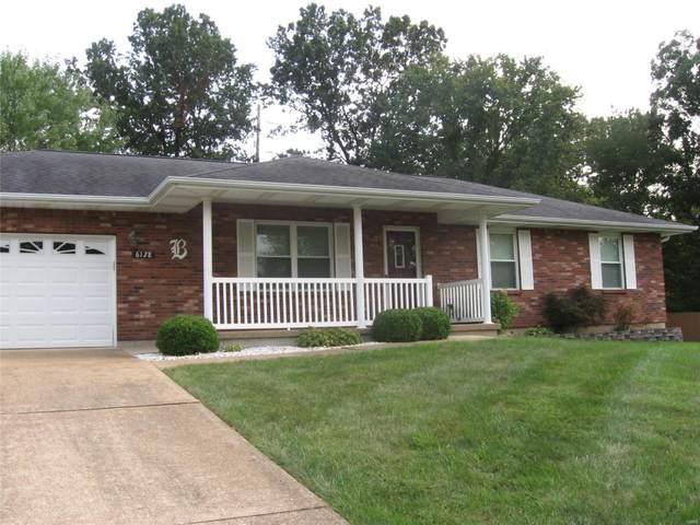 6128 Barrington Oaks Drive, Cedar Hill, MO 63016 (#20070036) :: Parson Realty Group