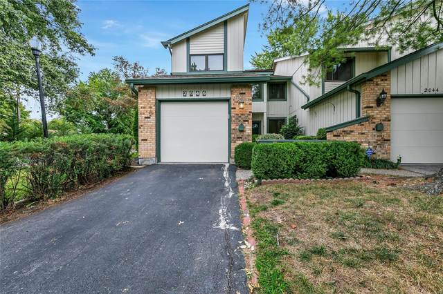 2046 Quiet Stream, Maryland Heights, MO 63043 (#20070038) :: Clarity Street Realty